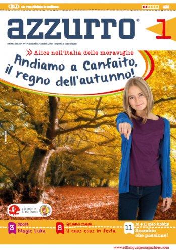 Azzurro - school edition