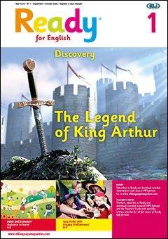 Ready for English - school edition